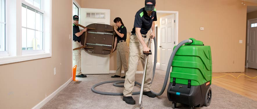 Clarkesville, GA residential restoration cleaning